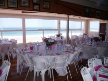 Beachfront venue hire, Newport Surf Club